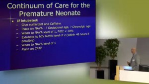 209 - NAVA in the preterm: how early can we start? - Howard Stein
