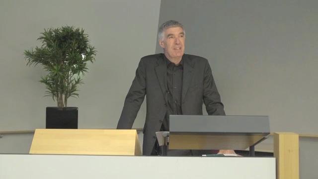 Einleitende Bemerkungen, Dr. Hans van der Hoeven