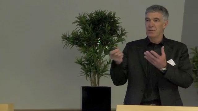 Wie können wir die klinische Praxis ändern?, Dr. Hans van der Hoeven