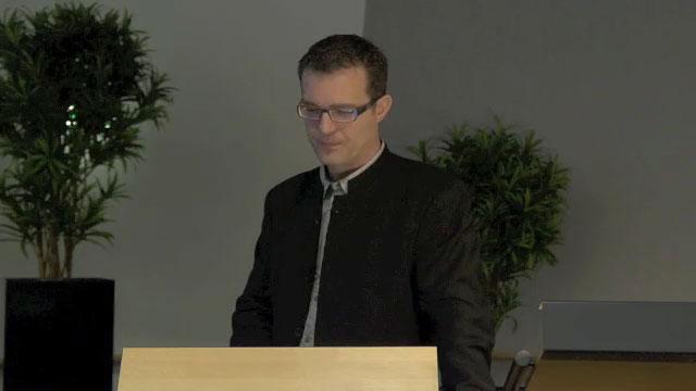 Réglage peep efficacité Neuro-ventilatoire, le Dr Lukas Brander