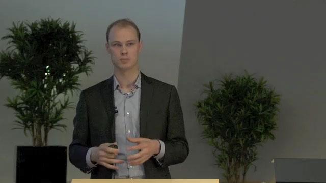 NAVA in ARDS / Sepsis: Erwachsener, Jonne Doorduin