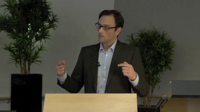 NAVA and ECMO in ARDS, Dr. Christian Karagiannidis