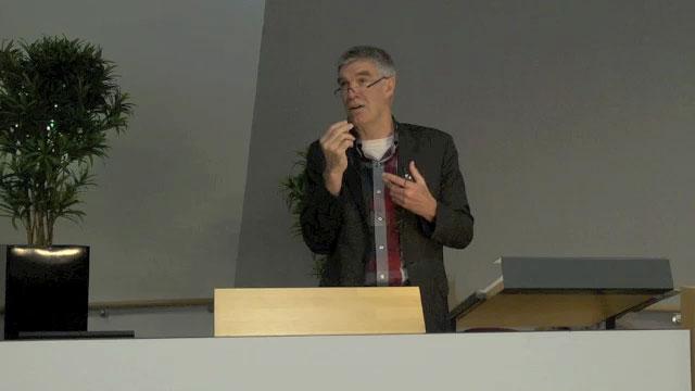 圆桌会议:结语博士汉斯·范德胡芬