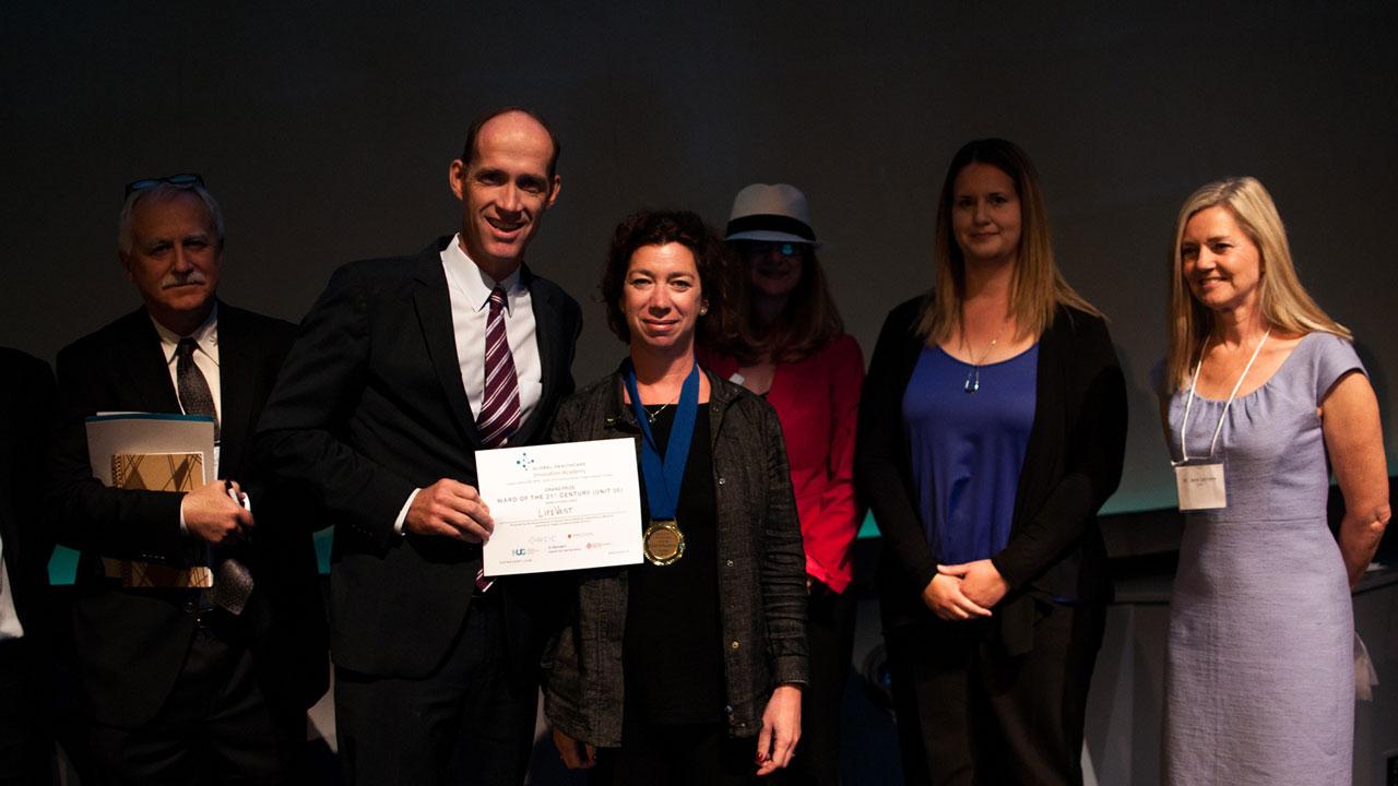 GHIA 2016 Winners: LifeVest - Jennifer Beck-Douglas Campbell