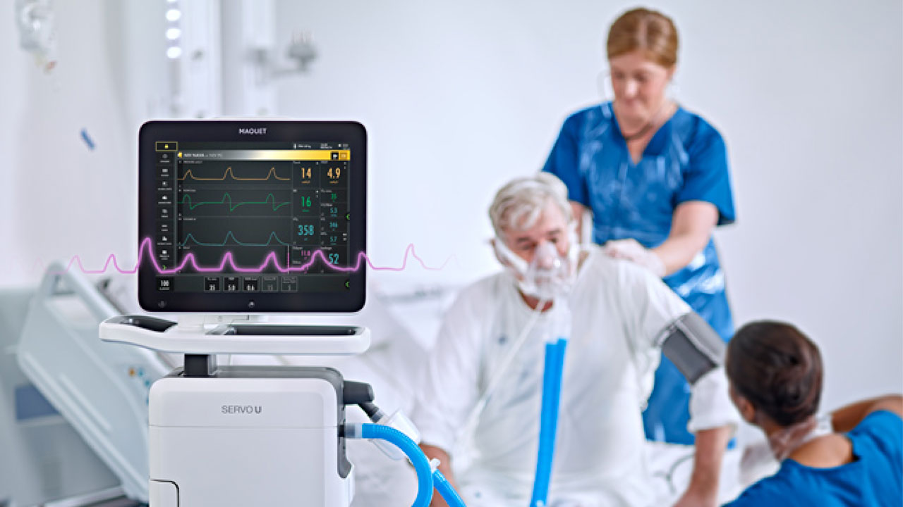 Maquet - Personalized Ventilation with NAVA and Edi