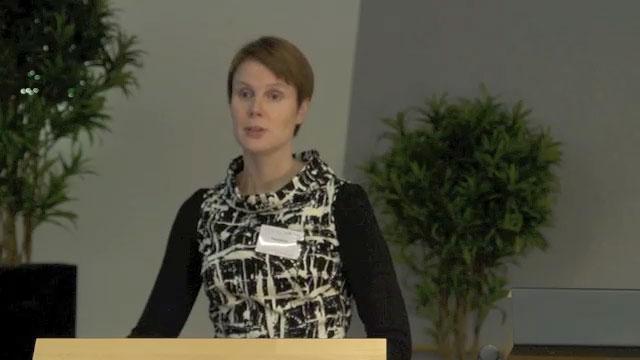 Asynchrony in Infants, Dr. Merja Ålander