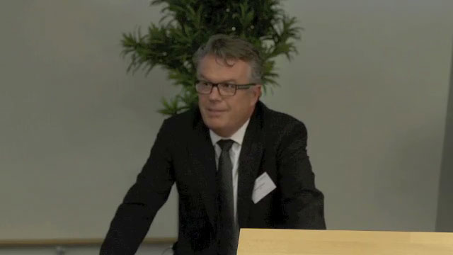 Asynchrony in Premature Babies, Dr. Christer Sinderby