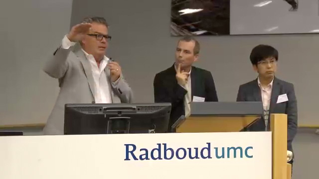119 - Question and Answer - Christer Sinderby, Guiiaume Emeriaud & Ling Liu