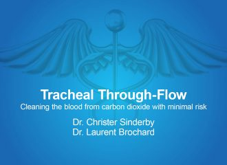 Angels' Den: Tracheal Through-Flow - Christer Sinderby, Laurent Brochard