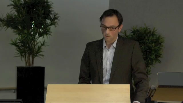 NAVA in Severe COPD, Dr. Christian Karagiannidis