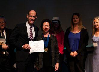 GHIA 2016名获奖者:救生衣 - 珍妮弗·贝克 - 道格拉斯·坎贝尔